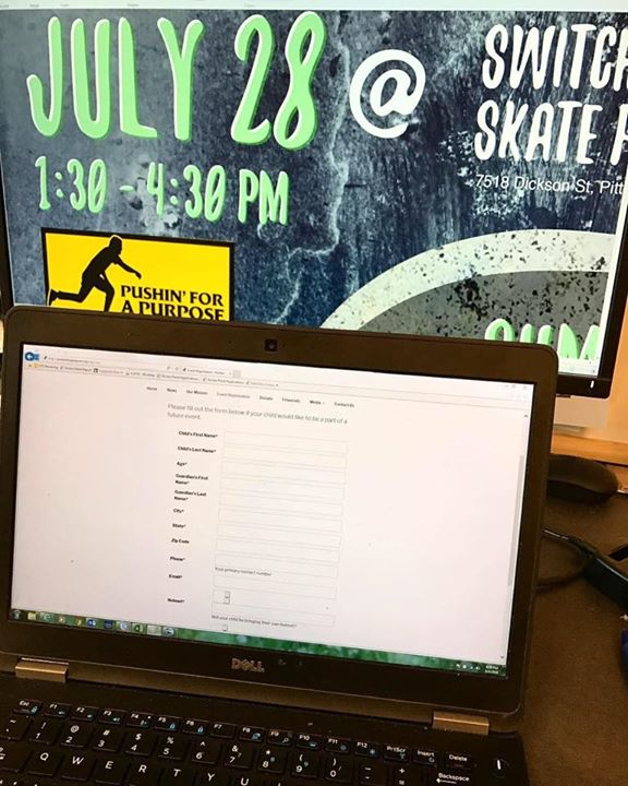 So far we have eight kids registered to learn to skate with us on…