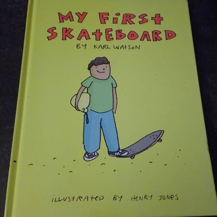Shout out to @myfirstskateboardthebook for putting together such an amazing book! This book is…
