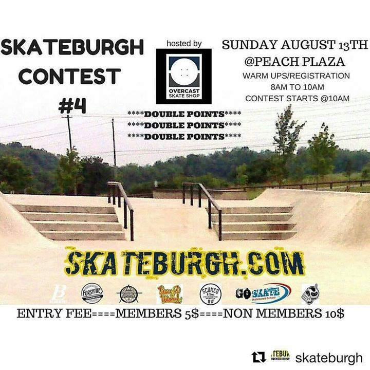 If you're free this Sunday stop out and support your local scene! #pittsburghskateboarding #skateboarding…