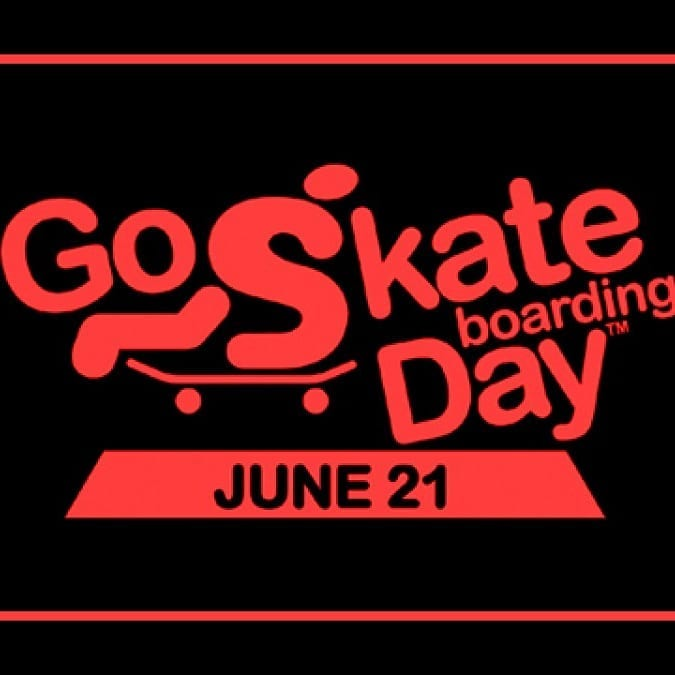 Pushin' for a PurposeJune 21 · Happy Go Skate Day! Get out there and push around wit…